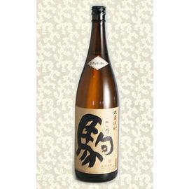 駒(柳田酒造)麦焼酎1.8L