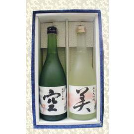蓬莱泉 空 純米大吟醸(関谷醸造)720mlギフトセット
