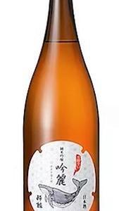 酔鯨 純米吟醸 吟麗(酔鯨酒造)1.8L