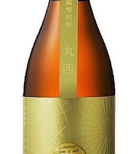 丸西ゴールドラベル(丸西酒造)1.8L