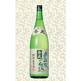 越乃景虎 名水仕込特別純米酒(諸橋酒造)1.8L