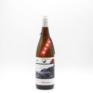 ガンバレ アシタハ 十年古酒本格麦焼酎(天草酒造)1.8L