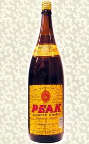 ピーク ウイスキー(PEAK-WHISKY)玉泉堂酒造(株)