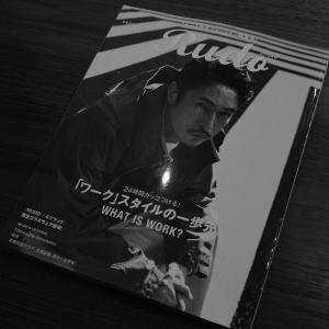 吉原直インタビュー記事 Rudo 2019A/W