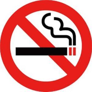 禁煙車は、禁煙です