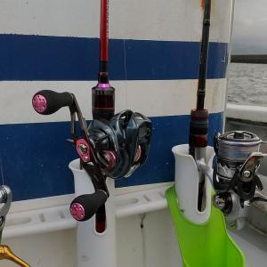 超久々のイカメタル釣行 ティップメタルランは最高ですわ!
