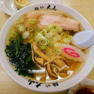 麺や大山@堀米(佐野市奈良渕)