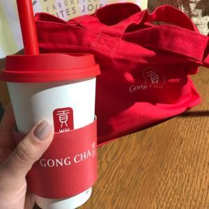 大阪に初上陸! 渋谷でに人気の貢茶(ゴンチャ)タピオカミルクティー
