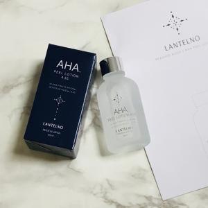 LANTELNO AHA4.55%配合AHAピールローション