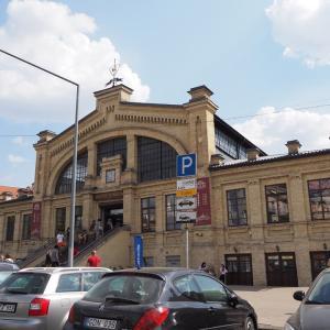 バルト三国旅行3 リトアニア3 ヴィリニュス旧市街観光