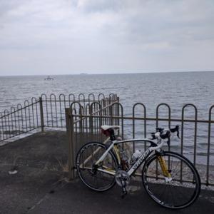 練習 ロングライド 琵琶湖サンクチュアリ