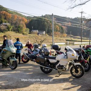 i-Jayo ランチミーティング ☆ Nice BMW Bikers ♪