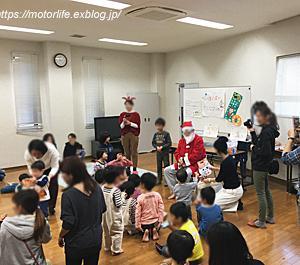 楽しいクリスマス会でした ^^ ☆