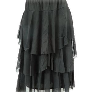 品薄のミディアムスカート2
