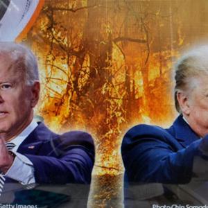 アメリカ大統領選の行方