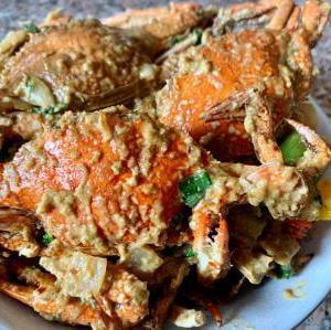 最近作った料理を紹介するよ!Part3〜竹財輝之助と同じ物を食べよう!〈プーパッポンカリー〉
