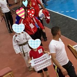 ヨルダンで、柔道西アジア大会 開催!