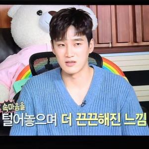 夢で韓国俳優さんにハグされたことをオッパに話してみた