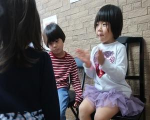 小さな生徒さん 弾き合い&聴き合い