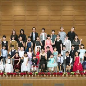 発表会NGの生徒さんがいます。