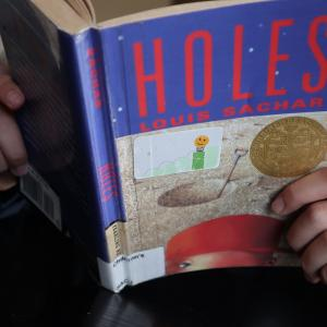 大人もはまる児童洋書「Holes」