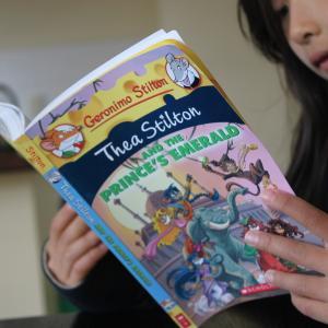 多読に最適! 小学生低学年が熱中する本