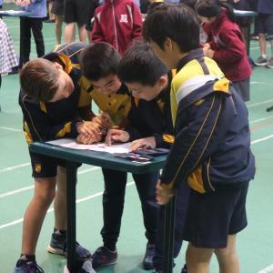 25校が集結! ニュージーランドの小学校の算数大会