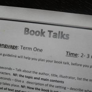 どんな本を読んだ? クラスで発表-ニュージーランドの小学校