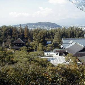 写真の整理ー銀閣寺