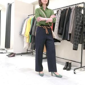 大阪POP-UPストア 開始。Anneのパンツが人気です。
