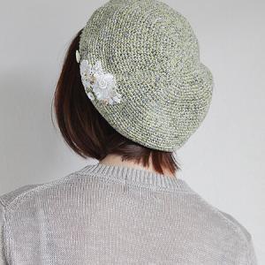 Kei Macdonald 夏のベレー帽
