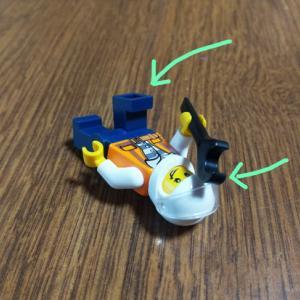 レゴが凶器となるとき