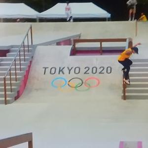 オリンピック三昧