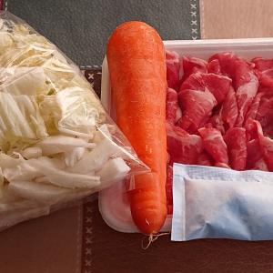 豚と白菜のうま煮