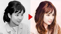 【YouTube】 昭和の美人女優を今っぽく