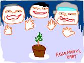 続・赤ちゃんのローズマリー/呪われし?挿し木