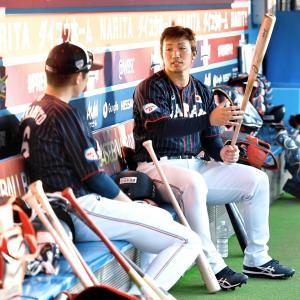 侍ジャパン鈴木誠也、坂本勇人と秘密の野球談義「プライベートの話せない話ばかりで言えません」