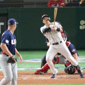 侍ジャパン鈴木誠也×浅村コンビ3打点3得点の大暴れwwwww
