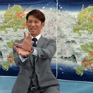 カープ西川龍馬、倍増超え年俸6800万で契約更改!「よくやってくれたと評価された」