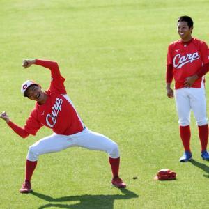 カープ羽月&矢野が台頭して上本&曽根の出場機会がピンチになってる事実