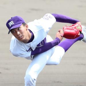 カープ田村スカウト、天理・達孝太84球13K完封を「非常に魅力的」と評価!