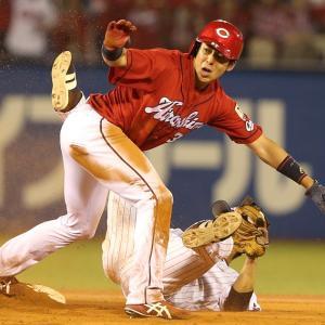 広島カープ『走塁死数』が12球団1位。機動力野球の精度に課題