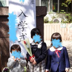 入学式と緊急事態宣言後の日々^ ^