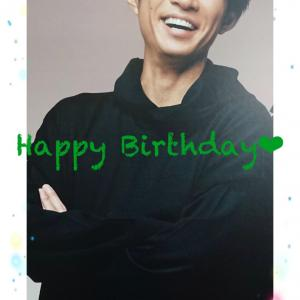 Happy Birthday 相葉ちゃん♡