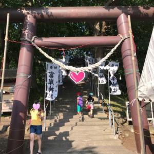 町内会のお祭りのお手伝い2日間!!!