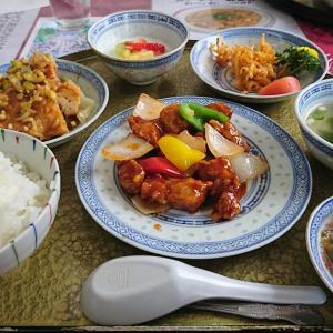 中華ランチといちご農園のカフェ