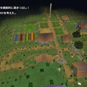 【Minecraft】神シードでサバイバル編part4 ジャングル発見と地下サトウキビ自動収穫機