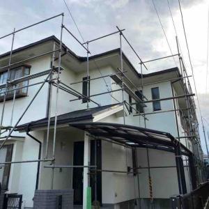 平塚市S様邸 塗装工事