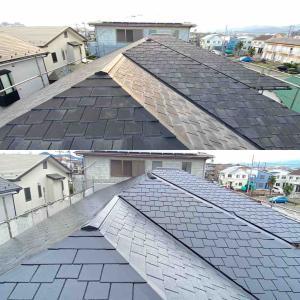 平塚市S様邸 住宅塗装が完工しました