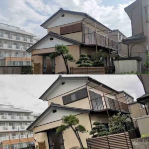 平塚市A様邸 完了しました。